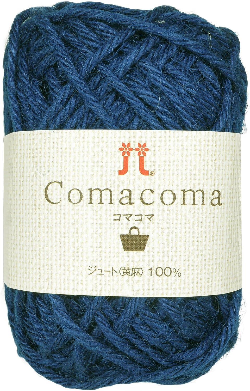 Hamanaka Komakoma Wool Thick col 16 col 16 col 16 bluee 40g About