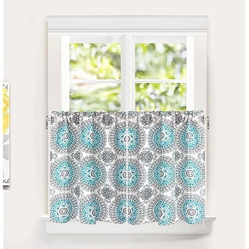Modern Kitchen Curtains Amazoncom