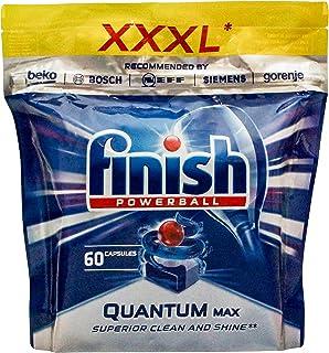 FINISH QUANTUM MAX XXXL POWERBALL 60CAP REG