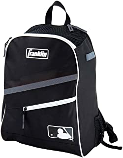 Franklin Sports MLB Bagpack Bag - ایده آل برای بیس بال، Softball، و T-Ball
