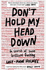 Don't Hold My Head Down Kindle Edition