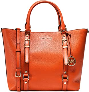Women's Leather Bedford Legacy Tote Bag Red