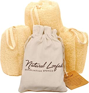 honey belle natural loofah soap