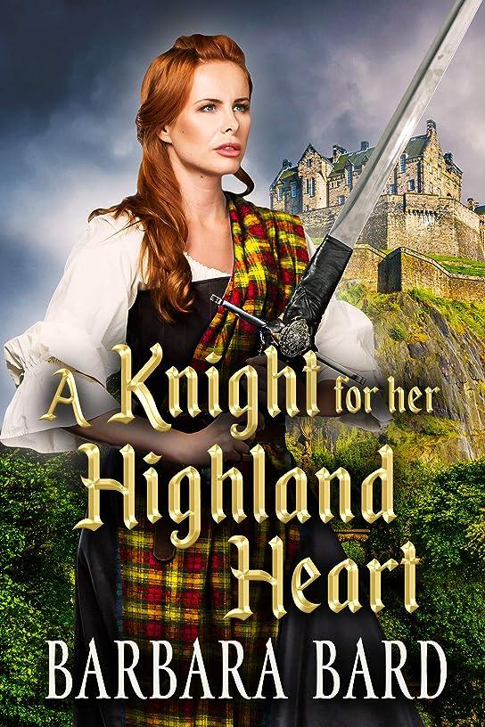 静けさベイビー枠A Knight for her Highland Heart: A Historical Scottish Highlander Romance Novel (English Edition)