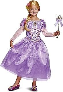 Tangled Deluxe Rapunzel Costume for Kids