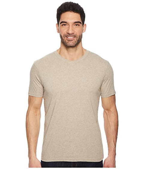 Heather prAna® Khaki cuello Camiseta en V Prana con Dark Rwf18qnqZ