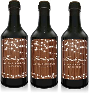 Best wine bottle stickers for wedding Reviews