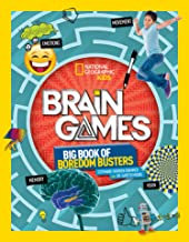 Activity Books For Kids Ages 9-12