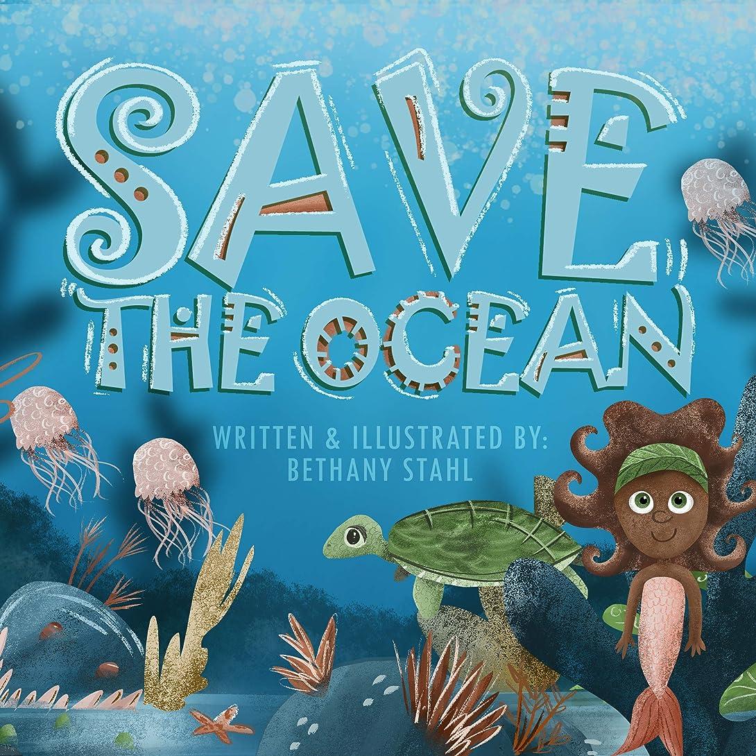落ち着くリンケージ裁量Save the Ocean (English Edition)