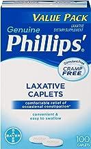 Best phillips mint chewable laxative tablets Reviews
