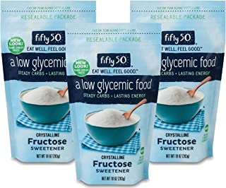Fifty50 Granulated Fructose Substitute Sweetener