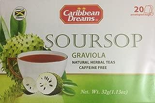 jamaican soursop leaf tea