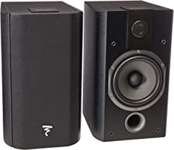Best Focal Chorus 605 2-Way Bass-Reflex Bookshelf Speaker - Pair (Black) Review