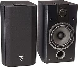 Focal Chorus 605 2-Way Bass-Reflex Bookshelf Speaker - Pair (Black)