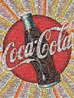 Buffalo Games - Coca-Cola - Photomosaic - 1000 Piece Jigsaw Puzzle