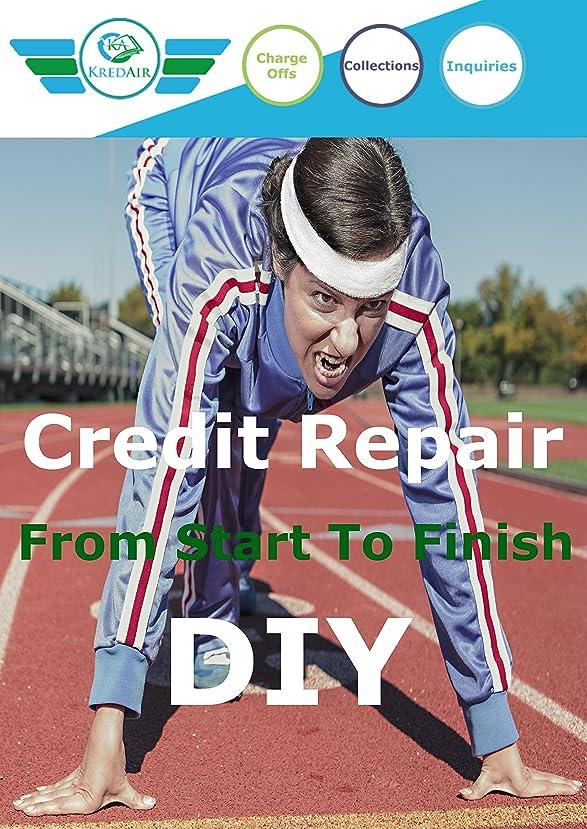 コインサンプル酔うCredit Repair From Start To Finish DIY (English Edition)