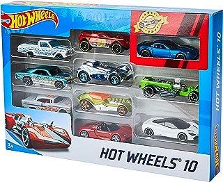 Hot Wheels Pacote 10 Carros Sortidos Modelo Pode Variar Mattel Multicor