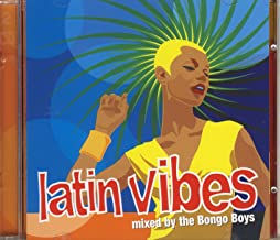 LATIN VIBES MIXED BY THE BONGO BOYS  (2CD)
