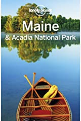 Lonely Planet Maine & Acadia National Park (Travel Guide) Kindle Edition
