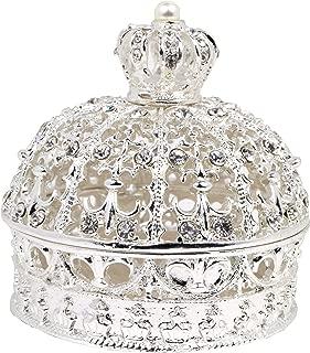 rhinestone jewelry box