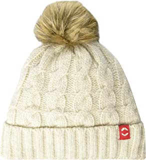 Mikk-Line Infant, Toddler & Big Kid Lamb Wool Pom Pom Winter Hat