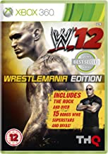 Thq Wwe 12: Wrestlemania Edition (Xbox 360)