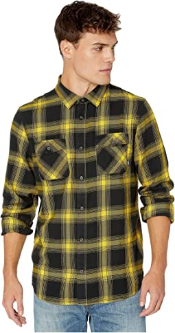 801ed6bc Vans banfield flannel shirt, Clothing + FREE SHIPPING | Zappos.com