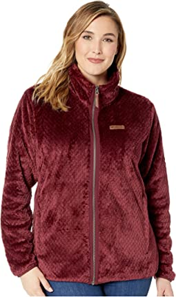 Plus Size Fire Side™ II Sherpa Full Zip