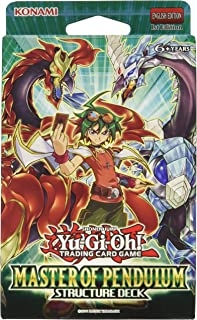 Yu-Gi-Oh Number 29 Master Of Pendulum Structure Deck Card Game