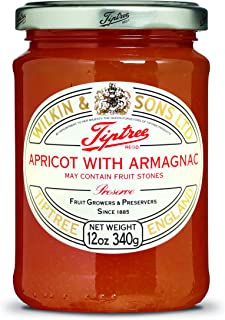 Tiptree Apricot & Armagnac Preserve, 12 Ounce (Pack of 1)