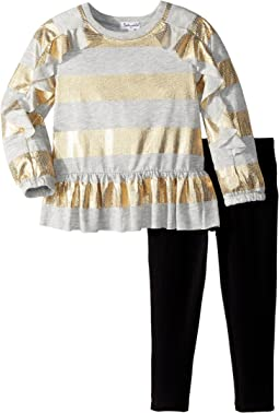 Splendid Littles - Foil Printed Heather Set (Toddler)