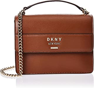 DKNY Womens Ava Satchel