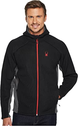 Foremost Full Zip Heavyweight Hoodie Stryke Jacket