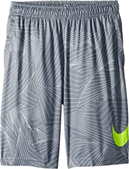 Nike Kids Dry Print Training Short (Big Kids)