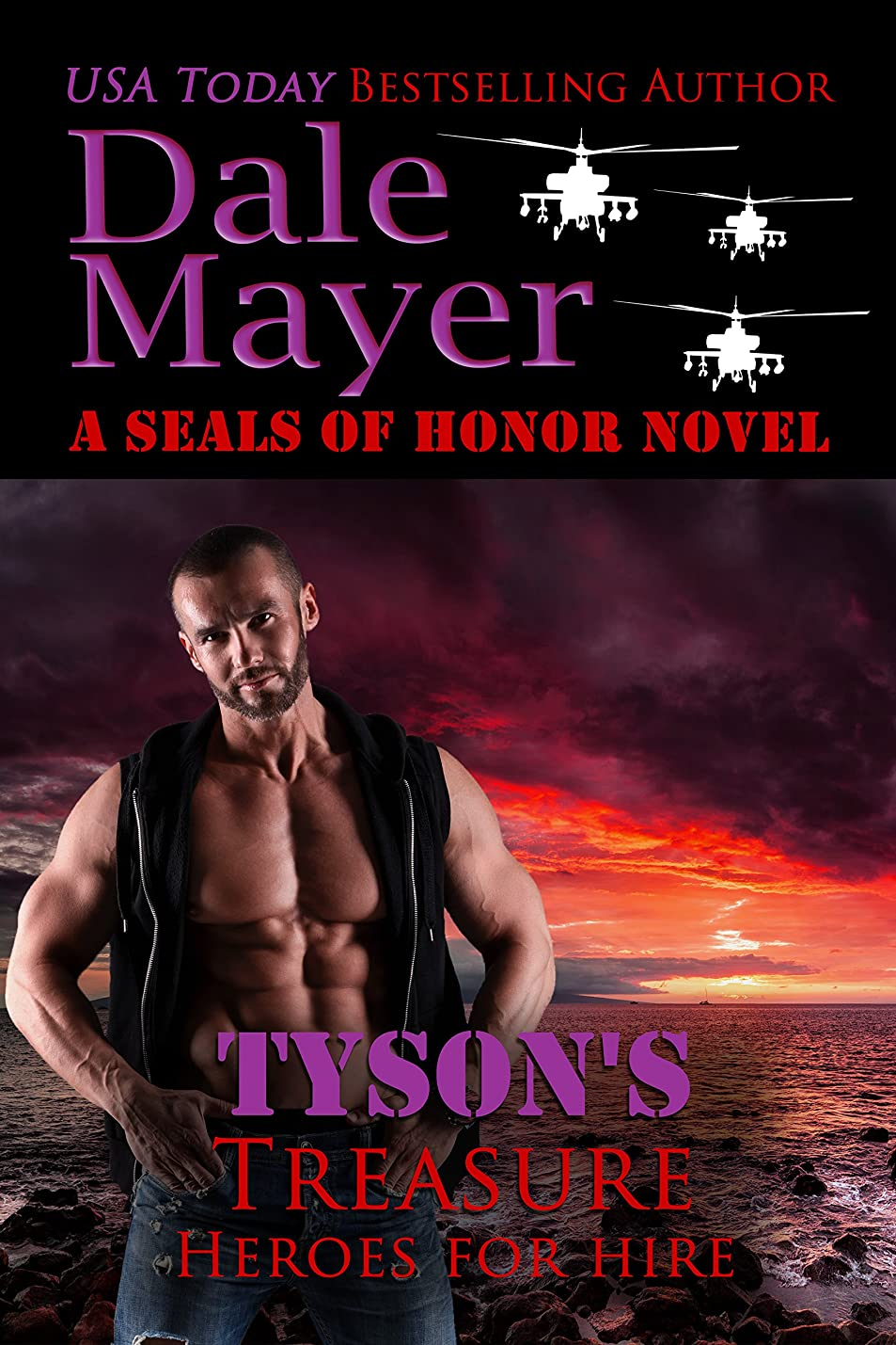 ステージ入学する買収Tyson's Treasure: A SEALs of Honor World Novel (Heroes for Hire Book 10) (English Edition)