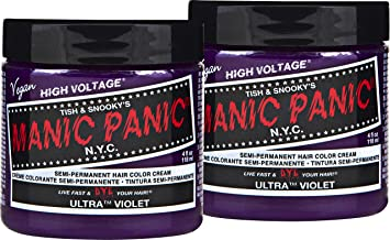 manic panic purple haze ultra violet