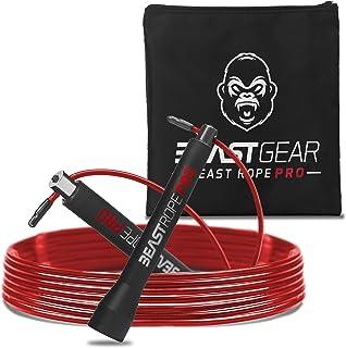 Beast Rope från Beast Gear – Speed Hipping Rope för fitness, konditionering och fettförlust. Perfekt för crossfit, boxnin...