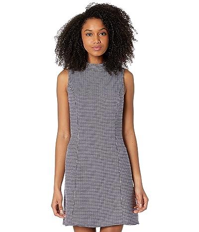 BCBGeneration Mock Neck A-Line Dress TGT01D21