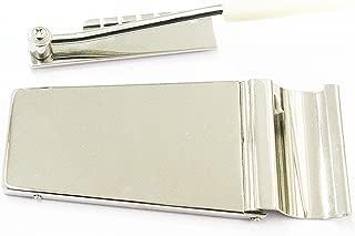 Long Maestro Vibrola Chrome Tailpiece