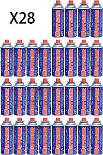 comprar comparacion Butsir Gas de 227Gr Pack, Multicolor, 28 x Cartucho B-250 quemadores, sopletes y Otras cocinas del Mercado