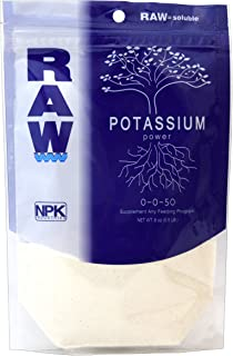 RAW Potassium (8 oz)