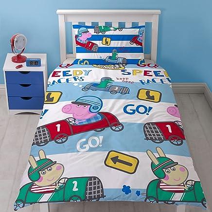 Bedding Sets Frugal Official Licensed Character Double Duvet Cover Bed Set Kids Boys Girls Gift Duvet Covers & Sets