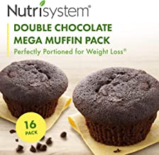 Nutrisystem ® Double Chocolate Mega Muffin-16 Pack…