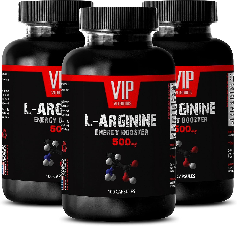 Arginine Super-cheap Powder Industry No. 1 - L-ARGININE Energy mg Booster Fitness 500 Wei
