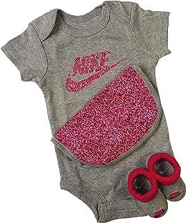 Amazon.es: Nike - Ropa de una pieza / Niñas de hasta 24 meses: Ropa