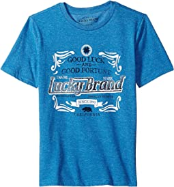 Lucky Brand Kids - Fortunate Short Sleeve Tee (Big Kids)