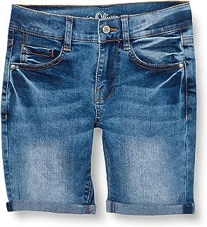s.Oliver Junior Pantalones Cortos de Jean para Niños