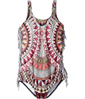 Billabong Kids - Boho Babe One-Piece (Little Kids/Big Kids)