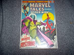 Marvel Tales: Staring Spiderman: The Madness of Mysterio! (Vol. 1. No. 49, February 1974)