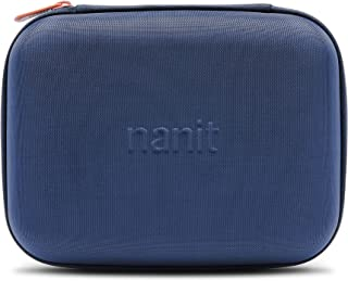 Nanit Travel Case - Protective Hard Shell Carrying Case, Blue